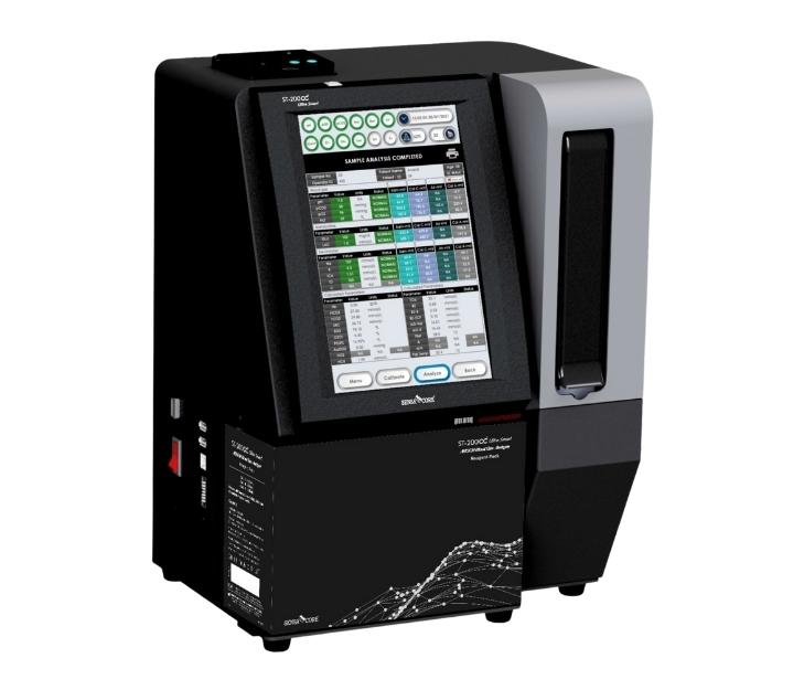 Máy phân tích khí máu ST-200 CC Ultra Smart